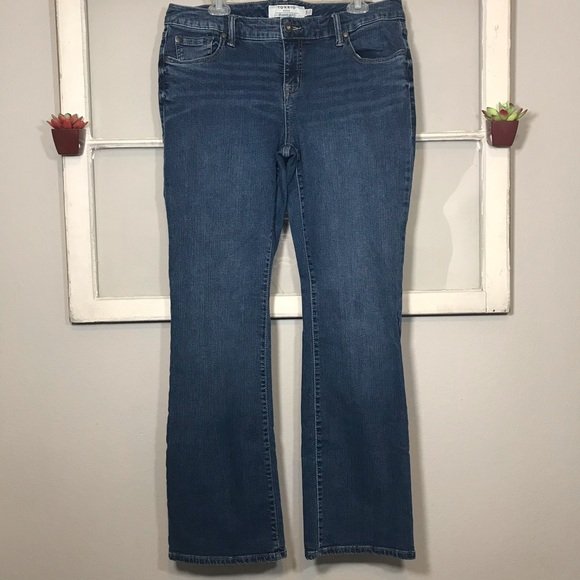 TORRID Relaxed Boot Cut Jeans Size 14